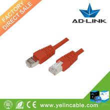 HDPE PE insulation good quality 2 meter per bag copper rj45 cat6 stp cable