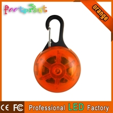 Promotions LED pet/keychain accessories pendant
