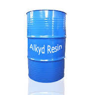 ALKYD RESIN IN SOYA OIL