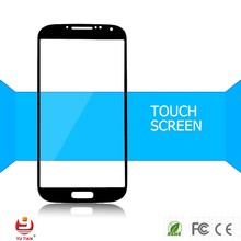 For Samsung Galaxy S4 I9500 mobile phone spare parts wholesale glass lcd touch screen display digitizer lens