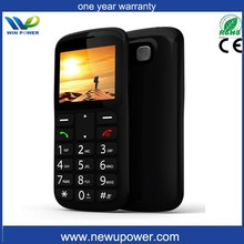 """Wholesale 2.2"""" Big button Alibaba express high quality senior cheap mobile phone for old people"""