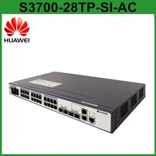 Huawei S3700 Series Enterprise Switches S3700-28TP-SI-AC with 9.6 Mpps