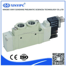 Gold supplier China normally open pneumatic solenoid valve