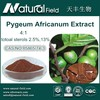 CITES certified pygeum africanum extract 4:1,2.5%,13%