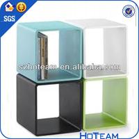 latest design flexible wall box shelf