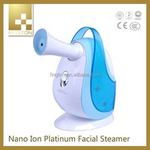 Ion skin care white sprayers Improve nutrition for the skin Best Facial Steamer Moisturing
