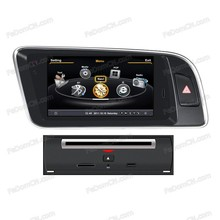 Touch screen dvd GPS for Audi Q5 accessories parts with gps navigation system