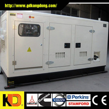 Water-cooled 300kw Silent Diesel Generator Price with Cummins Engine