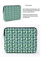 2015 fashion 12.5 inch laptop bag Customized Design logo printing laptop case