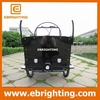 durable and confortable car hitch luggage carrier for family