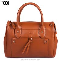 Fashion and Hot sale Genuine Leather satchel bag