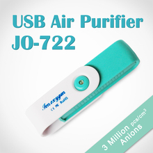 2015 mini USB air purifier ionizer with 3,000,000 negative ions