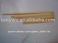 bambú para hacer punto de la aguja