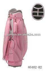 QD-85402 pink golf bag