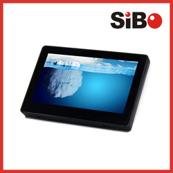 App Debugging Mini 7 Inch Industrial Android POE Tablet With GPIO Input/Output