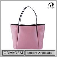 Top Sale Superior Quality Customizable Patent Pu Leather Ladies Handbags