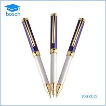 Unique metal gifts metal Ball pen twist open ballpoint pen