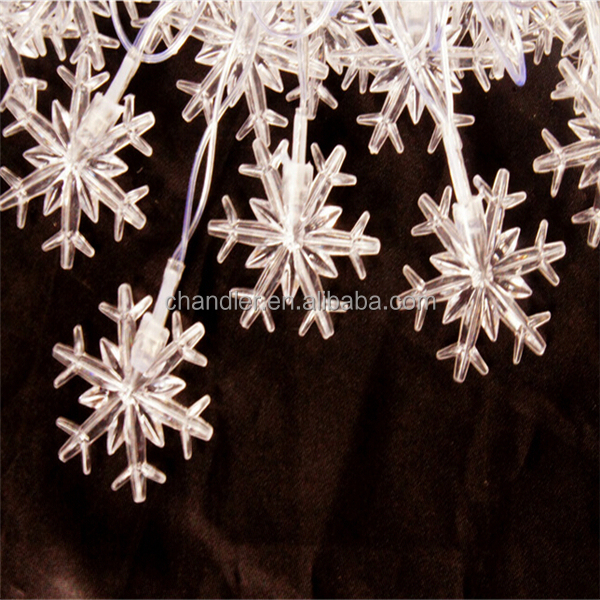 Led string lights outdoor decoration 50m 400led snowflake string qq20141104132230g aloadofball Gallery
