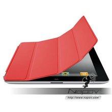 high ending designer wholesale rubber companion bundle case for new ipad 3 smart cover case for ipad 2 smart cover case OEM