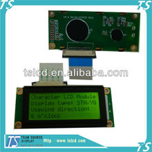 STN-Blue 20x4 Character LCD Module with 4 bit RGB interface
