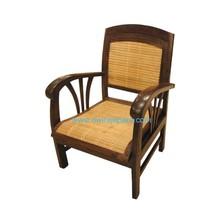 Indonesia teak bamboo chair furniture