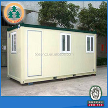 store building container house with one bedroom
