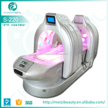 Deluxe Through Phototherapy Far Infrared Spa Capsule bed