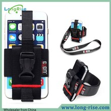 High Quality Universal Sport Armband Pouch Case for iPhone/Samsung/HTC/LG/Nokia/Moto and More 2.5-5.5 inch Mobile Phone