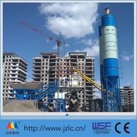 mobile concrete batching plant 75m3/h with best concrete block