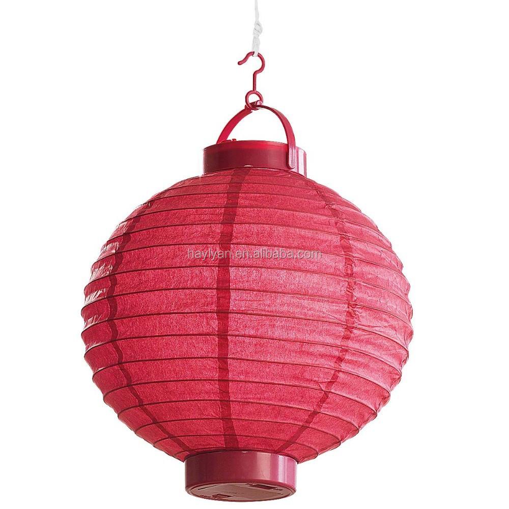 Handmade led paper lantern decoration paper lantern for for Homemade paper lanterns