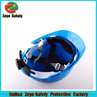 CE Certificate HDPE Or ABS Material Construction glass fiber safety helmet