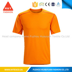 2015 latest t shirt designs slim fit blank t-shirt production---7 years alibaba experience
