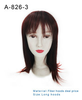 top new fashion party ladies long beautiful synthetic hair wig