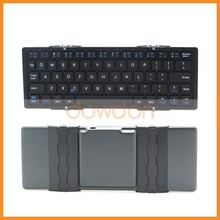 2015 Folding Mini Ultra-thin And Foldable Bluetooth Keyboard For Surface Pro 3 IOS/WINDOWS/ Android 3 System