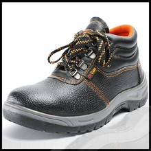 Top Products for 2015 China Factory New Safety Shoes Leather Products in Dubai