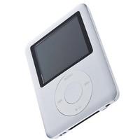 "8 GB 1.8"" LCD MP3 MP4 Player 8GB FM 3RD Gen Media Player Mp3 Mp4 Digital Player 8gb Manual"