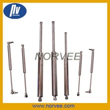 Stainless Steel 316 Gas Springs / gas lifts