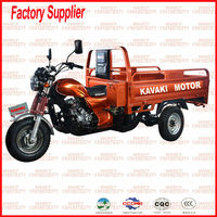 Factory 150cc 200cc 250cc cargo three wheel motorcycle made in china