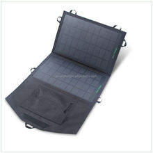 Fashion professional 7W portable brand portable solar charger