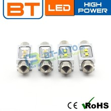 2015 Much Brightness High Power Light 44mm Led Festoon For Most Of Car