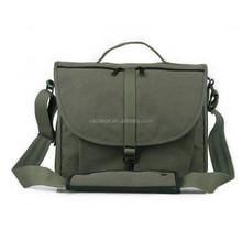 promotional heavy duty long strap messenger slim bag