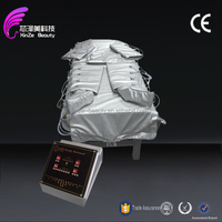 FIR Far infrared ray virus clearing fit keeping Pressotherapy lymphatic drainage / body slimming machine