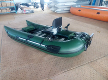 Cheap inflatable boat price /300cm PVC frameless inflatable fishing boat