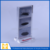 Professional customized acrylic place card holders