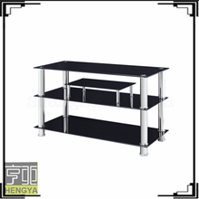 Argos glass table tv stand