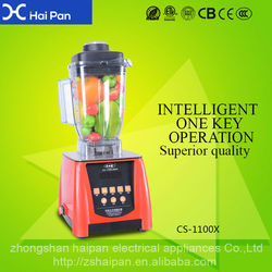 Heavy Duty Home Appliance Multifunction Smoothie Blender 4 In 1 Blender Mixer Chopper