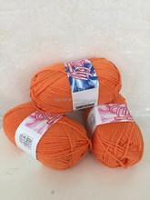 100% acrylic hand knitting super bulky yarn sale