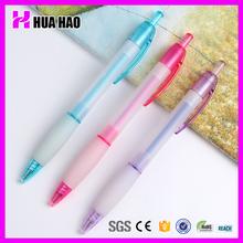 Yes Novelty and Plastic Material christmas ball pen plastic pen ballpoint pen