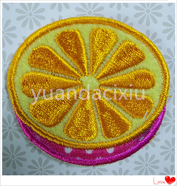 Cartoon Chenille Embroidery Designs For Garment Accessroies Buy