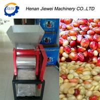 High quality coffee seeds dehuller/coffee bean sheller/cacao bean shelling machine